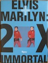 book for sale, Elvis + Marilyn 2x Immortal, Geri DePaoli