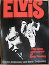 book for sale, The Films and Career of Elvis Presley, Steven Zmijewsky and Boris Zmijewsky