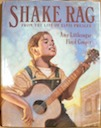 book for sale, Shake Rag: From The Life of Elvis Presley, Amy Littlesugar and Floyd Cooper