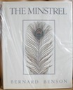 book for sale, The Minstrel, Bernard Benson