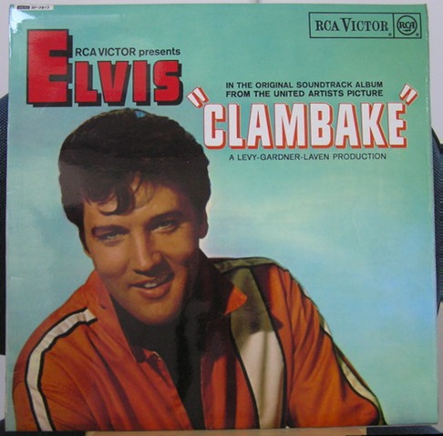 Clambake; as Shortenin' Bread; Henry Whitter; OKeh 40064-B; original recording label