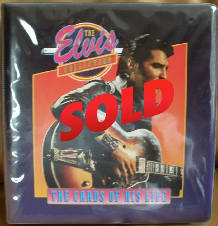 The Elvis Collection The Cards Of His Life Elvis Presley David